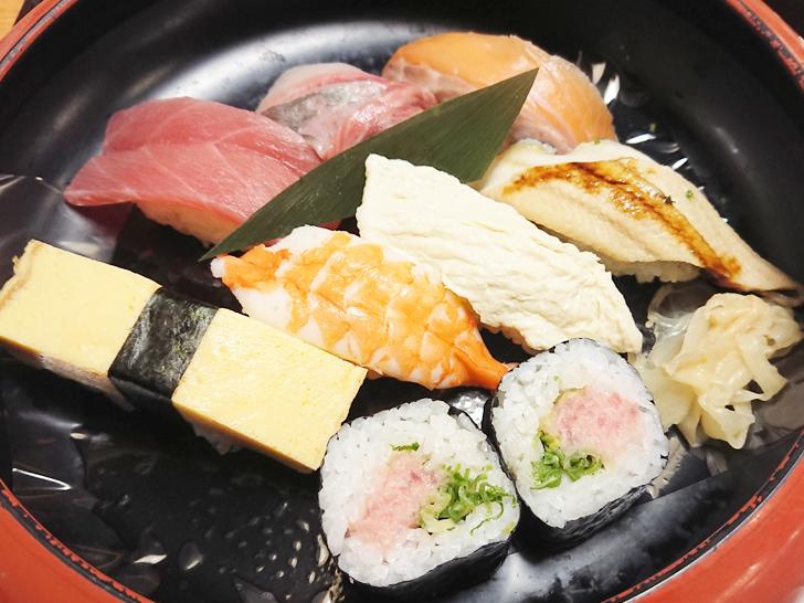 がんこ寿司 握り寿司
